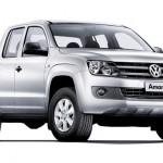 Campanha publicitária da linha 2014 da Volkswagen Amarok reforça a força, a inteligência e a tecnologia da pick-up