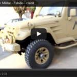 Troller Desert Storm Militar – Fabião – crédito Jornal Mais Off-Road