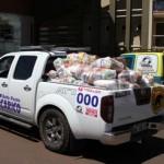 Transparaná Troller 2014: Competidores doam cestas básicas durante a inscrição