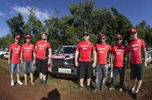 Equipe Niterói Rally Team - Foto: Luciano Santos/SigCom