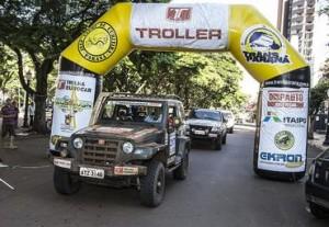 Largada da terceira etapa em Campo Mourão nesta quarta-feira às 9h00 - Foto: Luciano Santos/SigCom