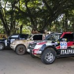 Niterói Rally Team mostra espírito solidário de e ajuda adversários durante terceira etapa do Transp