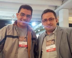 Ciro Braga e Delfino Neto - Foto: divulgação