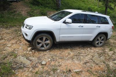 Jeep Grand Cherokee 2014   Fotos: Wander Malagrine/Divulgação
