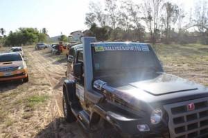Resultado do primeiro dia de provas de UTV e de Carros 4x4 - Foto: Divulgação