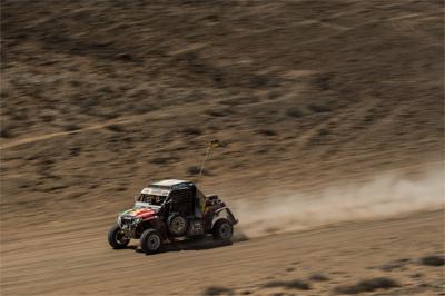 Polaris Xtreme + Racing Team é Tricampeã do Rally Dakar 2014