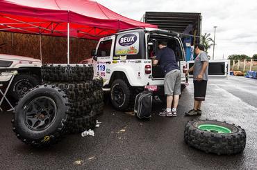 Transparaná Troller 2014 inicia atividades em Foz do Iguaçu
