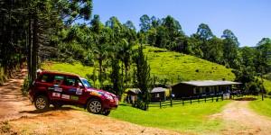 Primeira etapa do rali de regularidade movimentou a região do Vale do Paraíba - Foto:  Adriano Carrapato/Mitsubishi