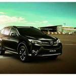 Toyota lança linha 2014 do utilitário esportivo RAV4 e apresenta novidades