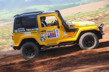 Rally dos Campos Gerais dará sequência à Copa do Brasil de Regularidade