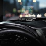 Conheça o Garmin HUD, o dispositivo que projeta direções do GPS no para-brisa