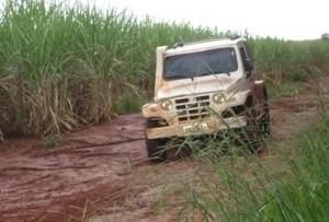 O rali conta pontos para o Paranaense de Rally 4x4 - Foto: Divulgação