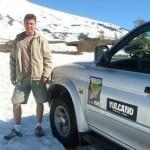 Após anos de preparação, casal viaja de caminhonete de São Paulo até o Alasca