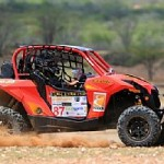 Can-Am lidera os UTVs no Cearense de Rally de Regularidade