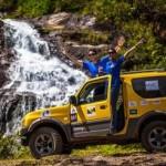 Suzuki Adventure chega à Curitiba (PR)