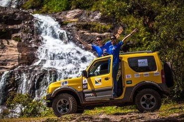Suzuki Adventure chega a Curitiba (PR) neste sábado, 31 de maio - Foto: Murilo Mattos/ Green Pixel
