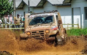 O 1º Rally dos Campos Gerais será realizado nos dias 23 e 24 de maio - Foto: Márcio Machado/DFOTOS