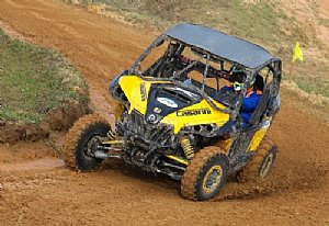 Can-Am patrocina Rally Cuesta Off-Road 2014 Foto: Idário Café/Mundo Press