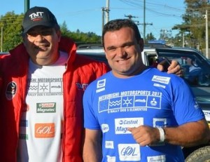 Ricardo Barra e Vander Hirt -  Foto: Savastano