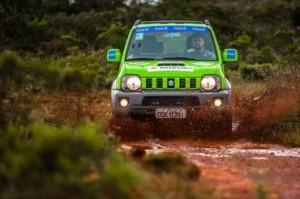 Diversão e aventura 4x4 nas trilhas da terceira etapa do Suzuki Adventure - Foto: Murilo Mattos/ Green Pixel