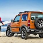 Suzuki lança Jimny 4SPORT 2015