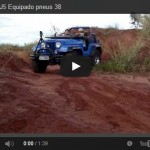 Jeep CJ5 Equipado pneus 38