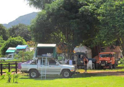 7º Encontro Nacional de Campistas na cidade de Tiradentes/MG