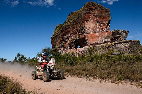 Além da competição, Sertões sempre se preocupou em mostrar as belezas do país - Marcelo Maragni / Webventure.com.br