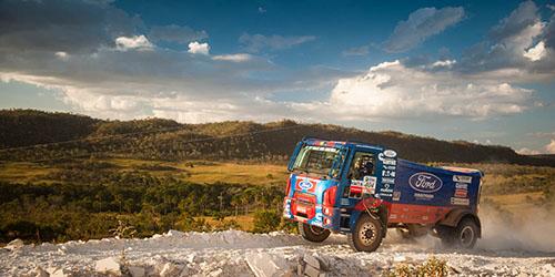 Rally dos Sertões já passou por 14 estados e mais o Distrito Federal - Foto: Eric Schroeder / Webventure.com.br