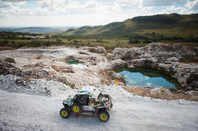 Maior rali do país será disputado em agosto  - Foto: Eric Schroeder / Webventure.com.br
