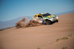 Equipe disputa as principais provas off-road do mundo - Foto: Victor Eleutério / Mitsubishi