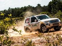 Os legítimos Mitsubishi encaram terrenos difíceis - Foto: Ricardo Leizer/Mitsubishi