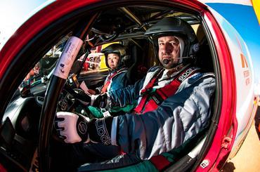 Fontoura pilotou pela primeira vez em Barretos - Foto: Ricardo Leizer/Webventure