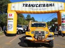 A largada do 6º Rally Transcatarina será em Fraiburgo, SC - Foto: Angelo Savastano/SavaPhoto