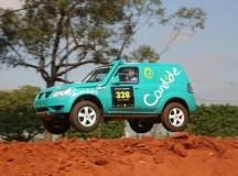 Dupla estreou novo carro em Barretos - Foto: Sanderson Pereira/Photo-S