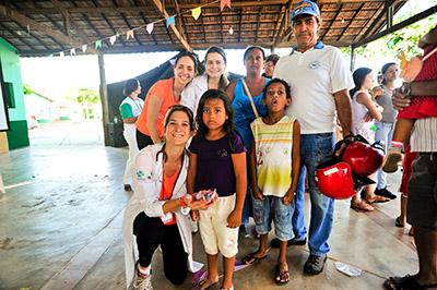 S.A.S. Brasil leva saúde e entretenimento para cidades que recebem o rali  - Foto: David Santos Jr / Fotoarena
