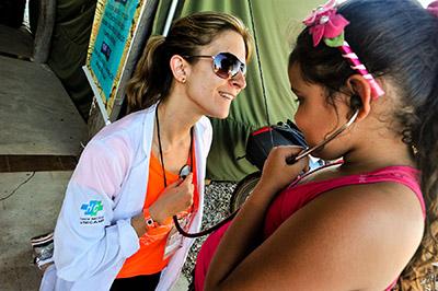 Projeto S.A.S. Brasil (Saúde e Alegria nos Sertões) contará com um container itinerante, que servirá de suporte para todas as ações de saúde e entretenimento - Foto: David Santos Jr / Fotoarena
