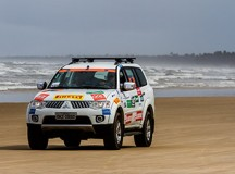 Aracaju (SE) recebe a primeira etapa da temporada Nordeste - Foto: Tom Papp/Mitsubishi