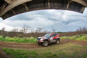Equipe Niterói Rally Team - Foto: Doni Castilho/DFotos