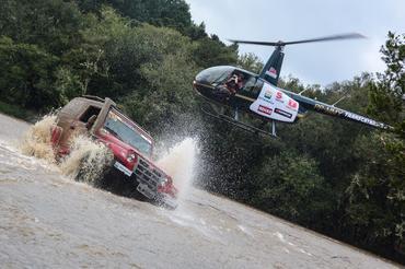 O primeiro dia do Rally Transcatarina aconteceu de Fraiburgo a Canoinhas