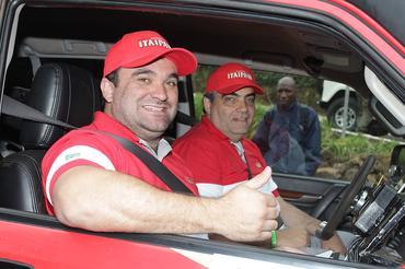 """Ricardo Barra e Vanderlei Hirt percorram 200 quilômetros nesta sexta-feira e avaliam segunda etapa como """"rápida e desafiadora"""" - Foto: Luciano Santos/SigCom"""