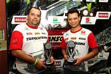 Na Graduados, venceram Marcos Juliano Alves Bezerra e Willian Santos - Foto: Júnior Almeida