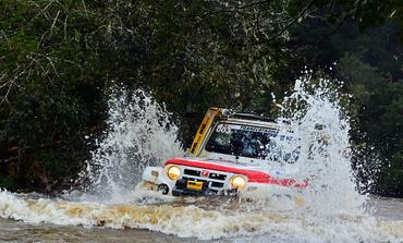 Pura emoção. Rally Transcatarina parte amanhã, 26, rumo a Jaraguá do Sul, SC - Foto: Júnior Almeida