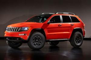 Terceiro Grand Cherokee criado para o Easter Jeep Safari desde 2011