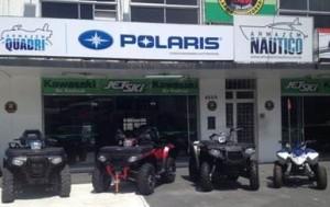 Com objetivo de expandir a cultura off-road no Brasil, a empresa norte-americana firma parceria com a Armazém Quadri para comercialização de quadriciclos e UTVs Polaris para atender a região
