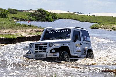 Os aventureiros vão passar por diversas dificuldades e curtir lindas paisagens durante as provas