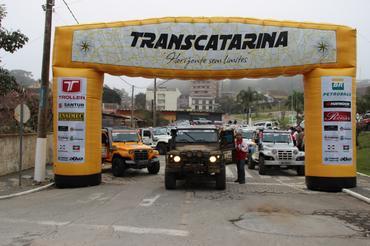 Transcatarina oferece a oportunidade de aliar o esporte off-road e o turismo - Foto: Telmo Bastos