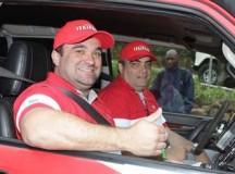Ricardo Barra e Vander Hirt - Foto: Luciano Santos/SigCom