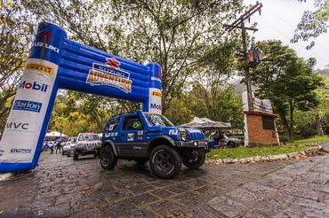 Suzuki Adventure completa quarta etapa da temporada 2014  - Foto: Murilo Mattos/ Green Pixel