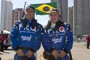 Kenner Garcia e Rafael Dal Bello - Foto: Luciano Santos/SigCom